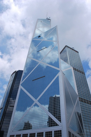 Bank of China, Hongkong