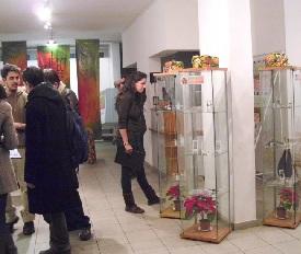 ékszerkiállítás, Brazília, Nádor Galéria, Budapest