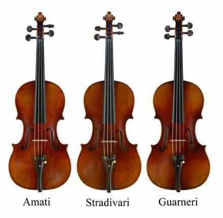 Stradivari hegedű