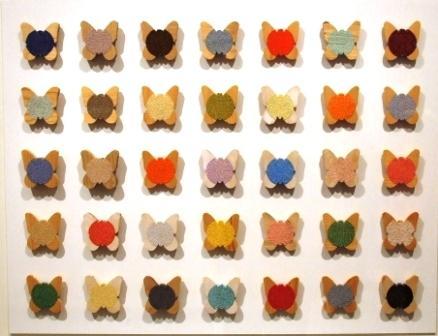 pillangók, norvég iparművészeti kiállítás, BTM-Budapest Galéria, Budapest Kiállítóház