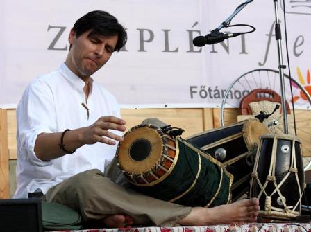 H. Magyar Kornél, Trignita Percussion