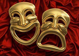 Múzsa, színház és irodalom