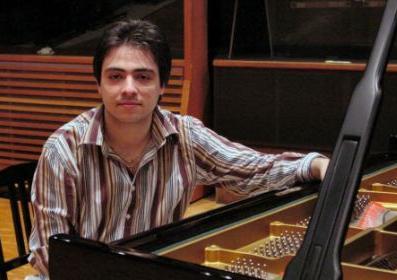 ifj. Balázs János zongoraművész